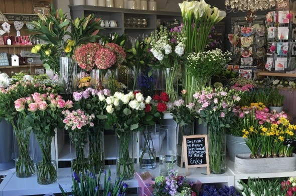 Are you an experienced and qualified florist?
