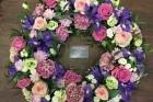 Circular Sympathy Wreath