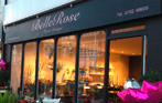 Shopfront at BelleRose Flower Boutique
